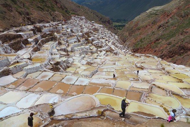 Maras, Moray and Salt Mines Private Tour