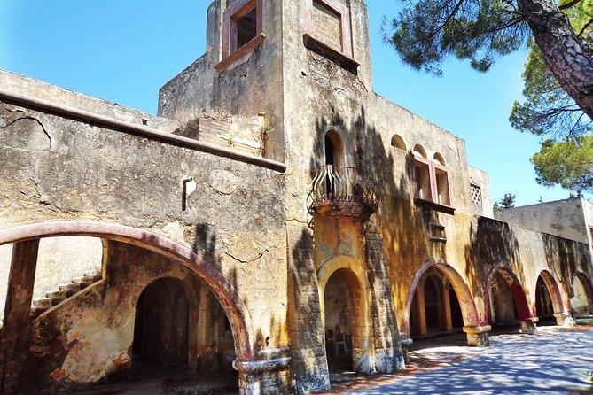 Eleousa Sanatorium building