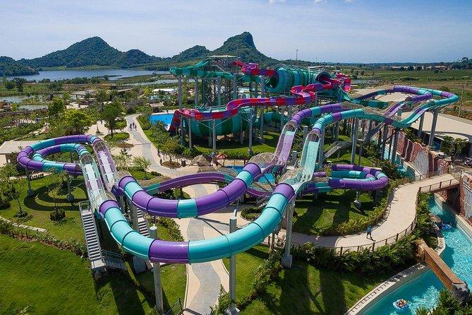 Ramayana Water Park em Pattaya: Passe de dia inteiro