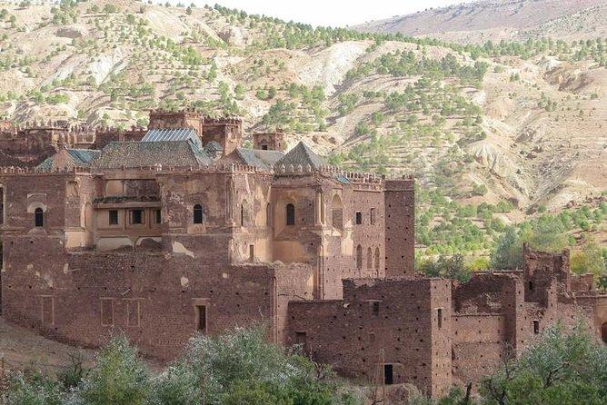 Les trésors du sud du Maroc