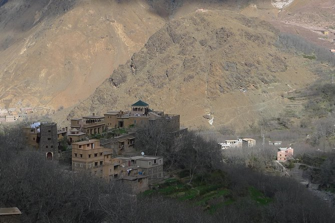 Imlil The Foot Of Toubkal