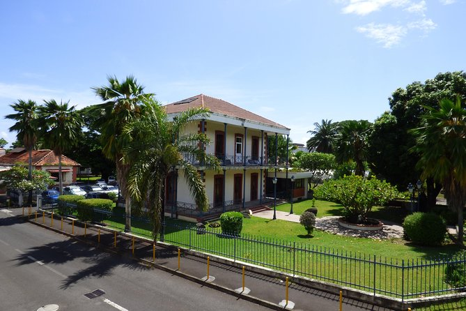 Papeete Walking Tour