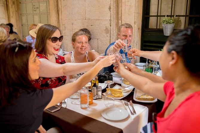 Dubrovnik Food & Drink Walking Tour with a Local Guide