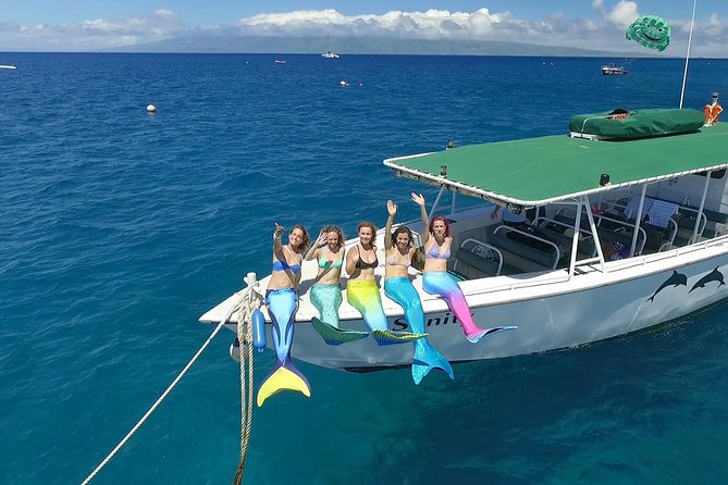 Half Day Snorkel in Lanai Island and Spinner Dolphin Search