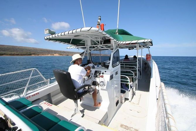 Sanity Snorkel Vessel Holds 30 Guests on Private Charters