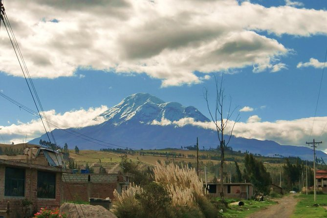 4-Day Private Sightseeing Tour Cotopaxi - Quilotoa - Devil's Nose Train - Baños