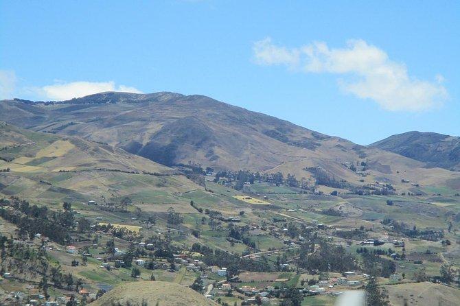 The beautiful Ecuadorian Andes