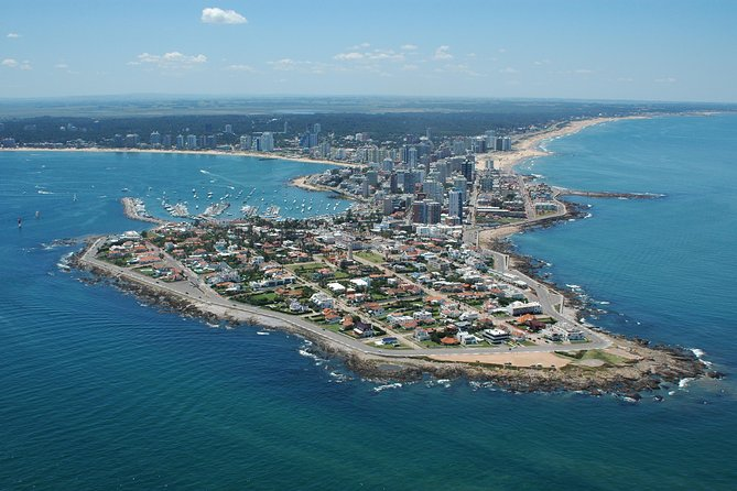 Excursão de dia inteiro pela cidade de Punta del Este saindo de Montevidéu