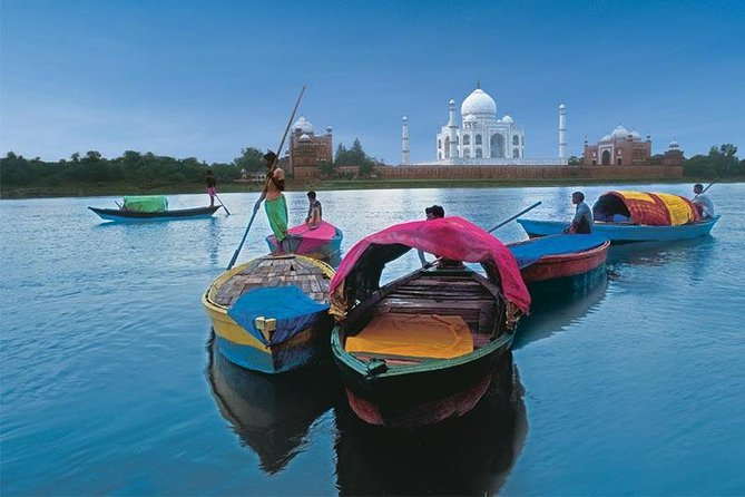 Private Tour: 06-Hours Taj Mahal Sunrise Tour with Agra Fort