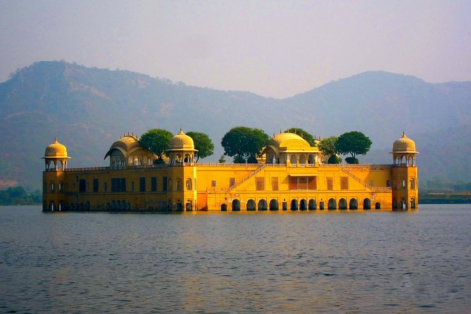 Private Tour: Jaipur (Pink City) Full-Day Tour from Agra