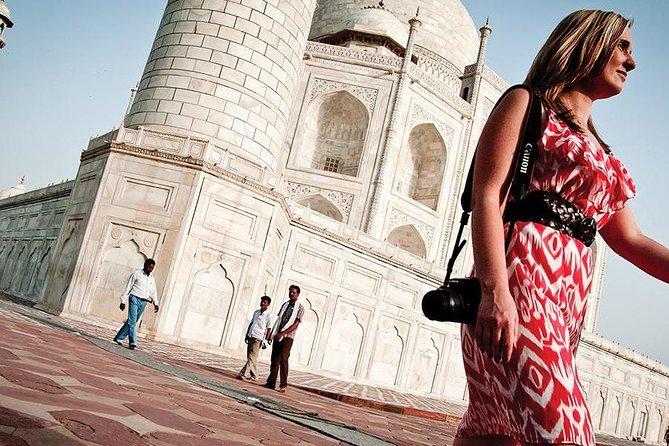 Traslado privado de ida de Agra para Nova Deli