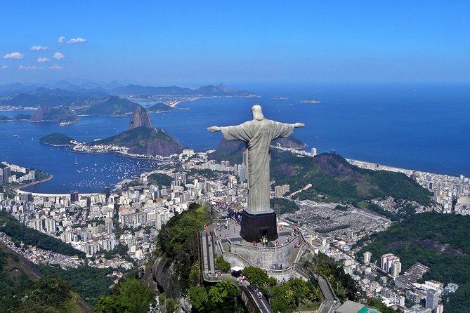 Rio de Janeiro: Super Rio - Sugar Loaf and Corcovado
