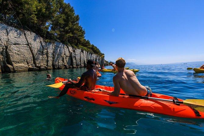 Sea Kayaking tour from Split