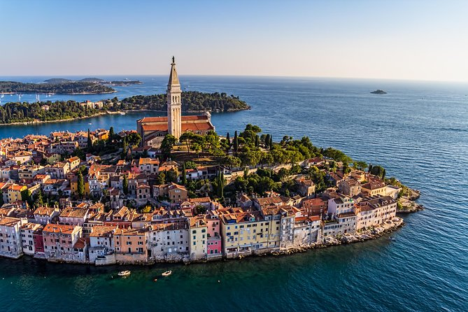 Rovinj Walking Food Tour