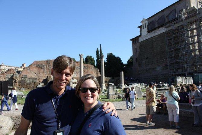 Sightseeing tour from Civitavecchia Port