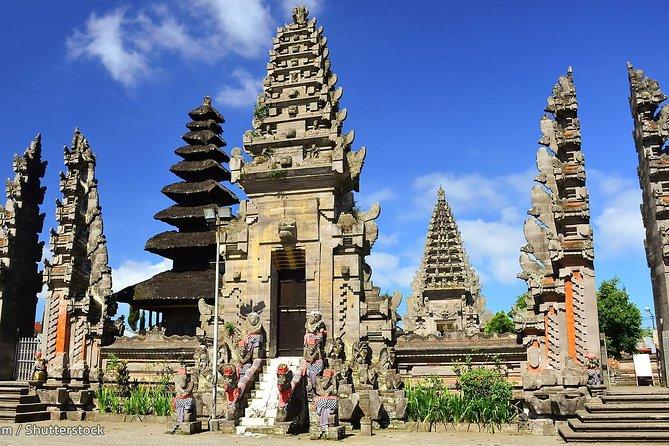 Bali's Best Temple Tour