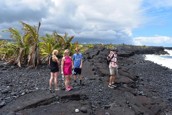 Bike to Pele Tour - Explore Kilauea Volcano's New Eruption Area