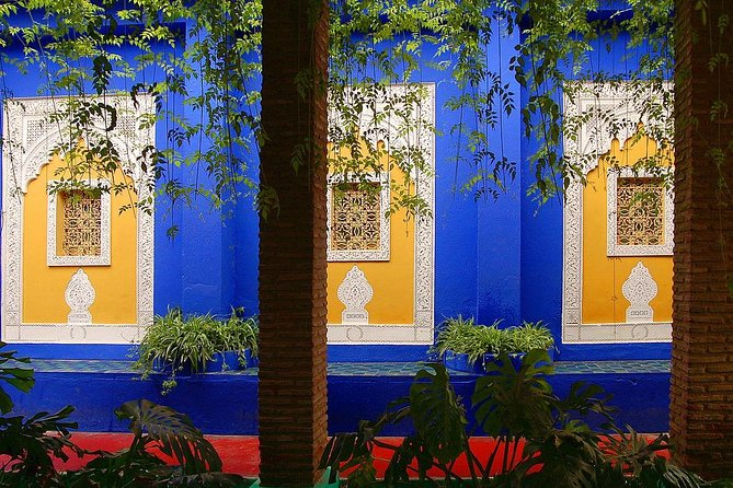 Palmeraie, Menara and Majorelle Garden- Private tour