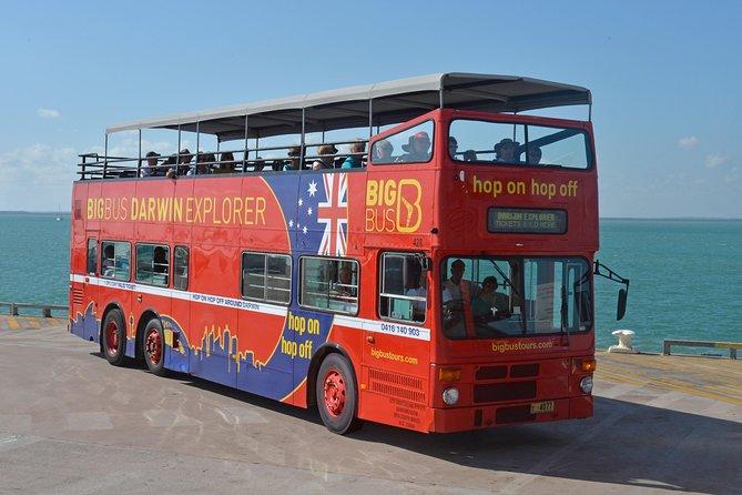 Darwin Hop-on Hop-off Bus Tour