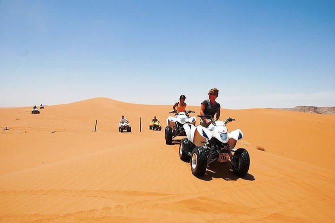 Quad Biking In Dubai