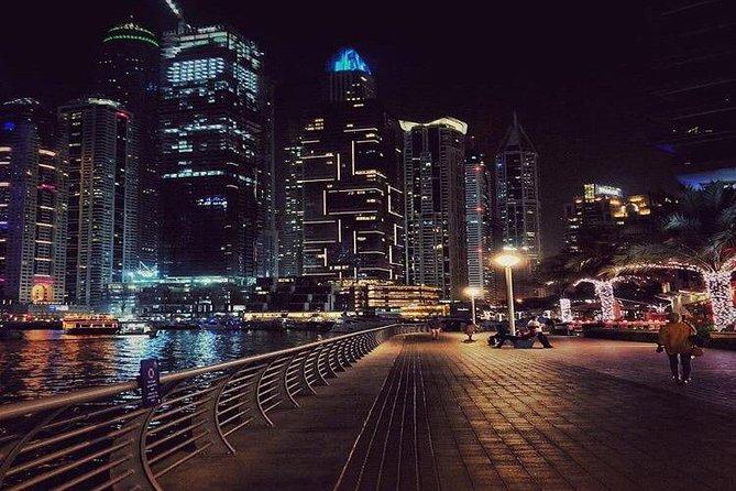 Dubai By Night Tour