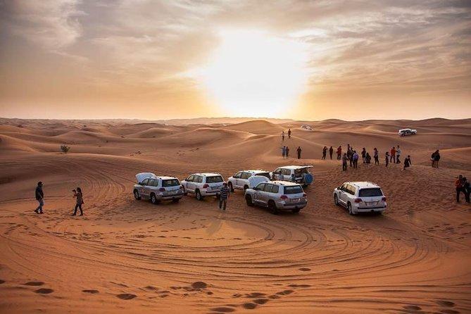 VIP Red Dunes 4x4 Desert Safari