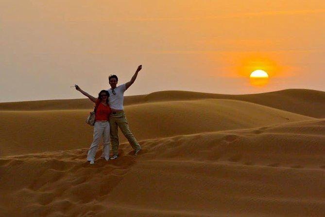 Sunrise 4x4 Desert Safari