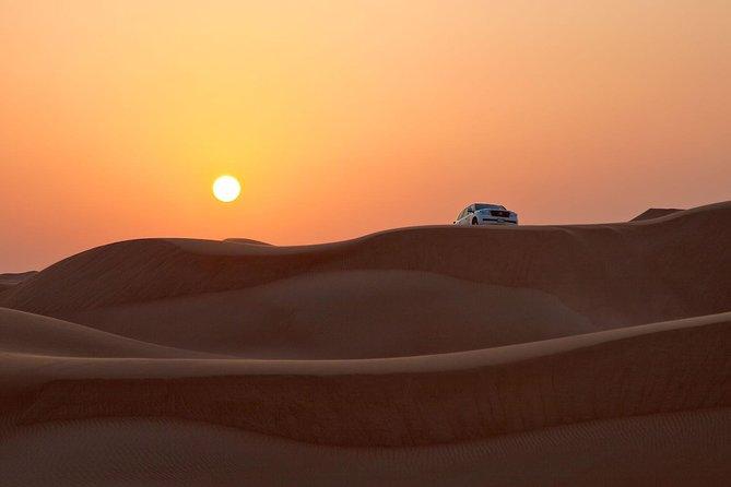 Private 4x4 For Sundowner Desert Safari