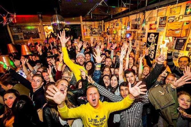 Pub crawl Ljubljana Vida Nocturna