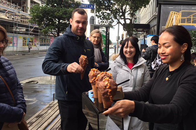 Auckland Food-Lovers Walking Tour Including Lunch and Tastings