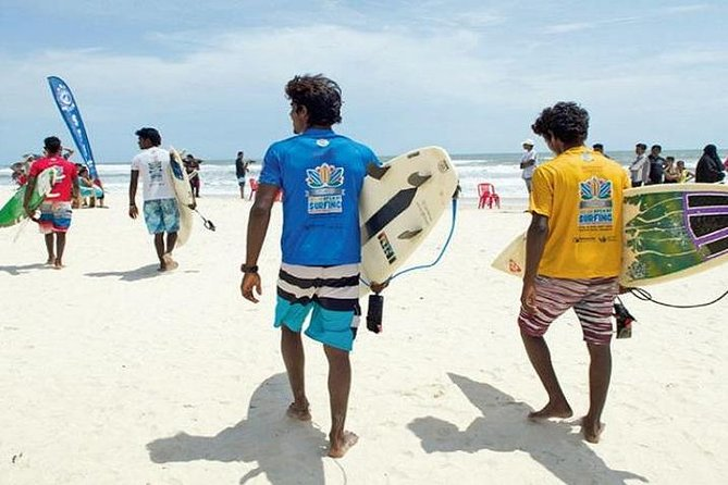Surfing and Paddle Boarding Lesson in Chennai