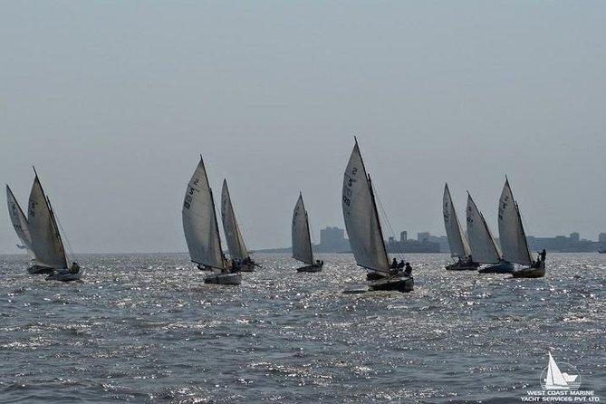 Private Sail Across Mumbai Harbor