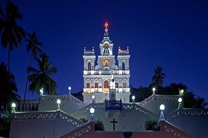Goa Sunset Sightseeing Cruise and Dinner (from South Goa Hotels)