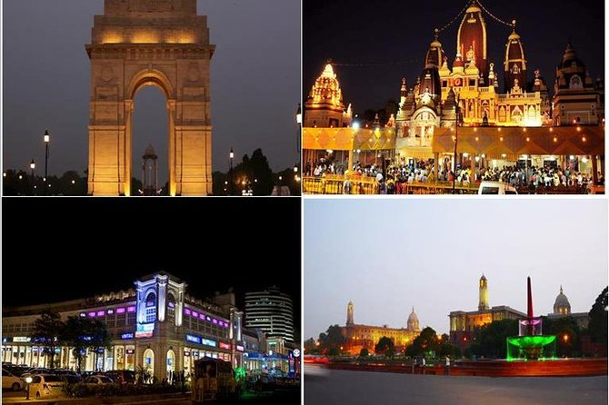 Private Full Day Tour Of Delhi From Jaipur By Double Decker Train Including Lunch