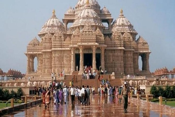 Private Akshardham Temple Tour
