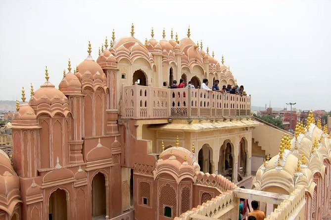 Private Tour: Heritage Walking Tour in Jaipur - India's Most Charming Cities