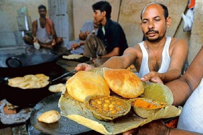On the Amritsar Food Trail