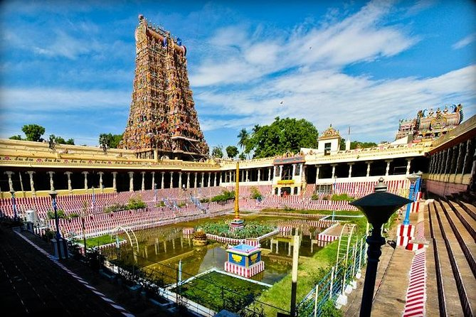 Athens of the East, A day Spend Touring Madurai