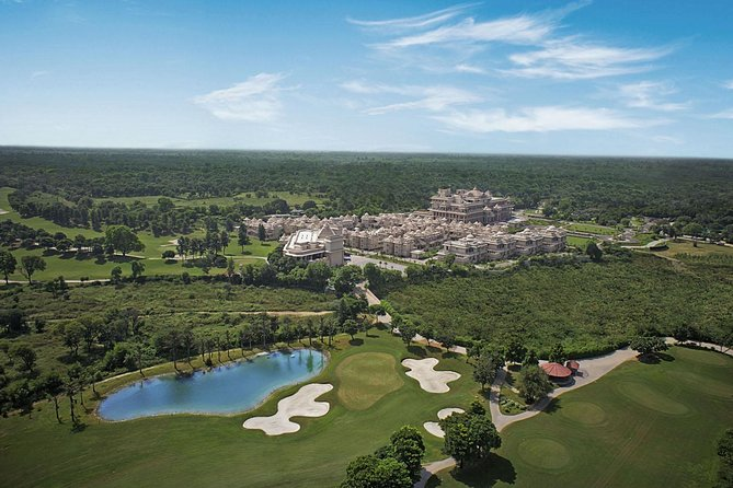 Jack Nicklaus Signature Golf at ITC Bharat with Private Transfer
