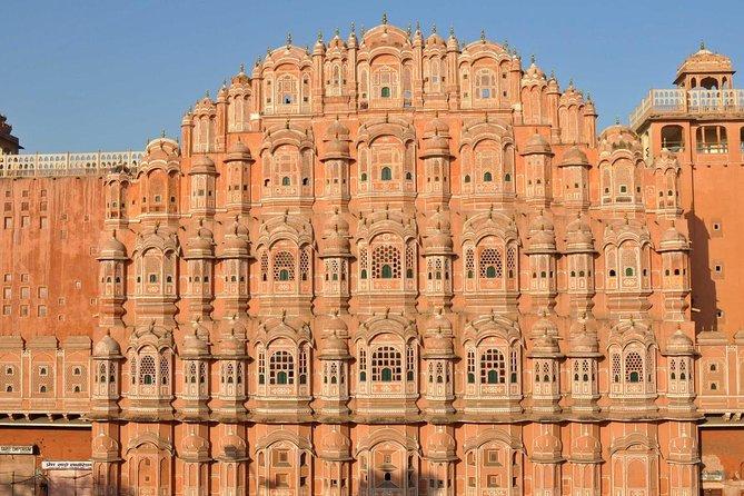 Magnificent Jaipur - a Half Day City Tour
