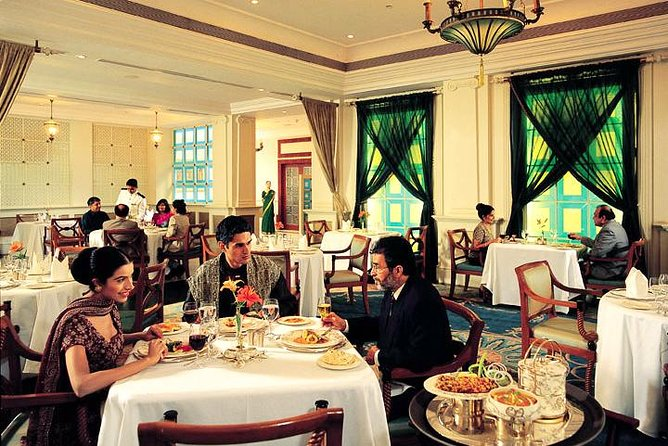 Experience Ancient Cooking Method: Luxury Dining Experience at Dum Pukht