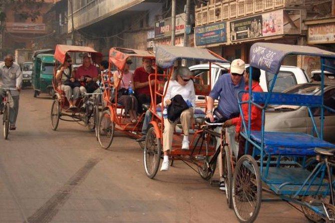 Agra By Private Rickshaw