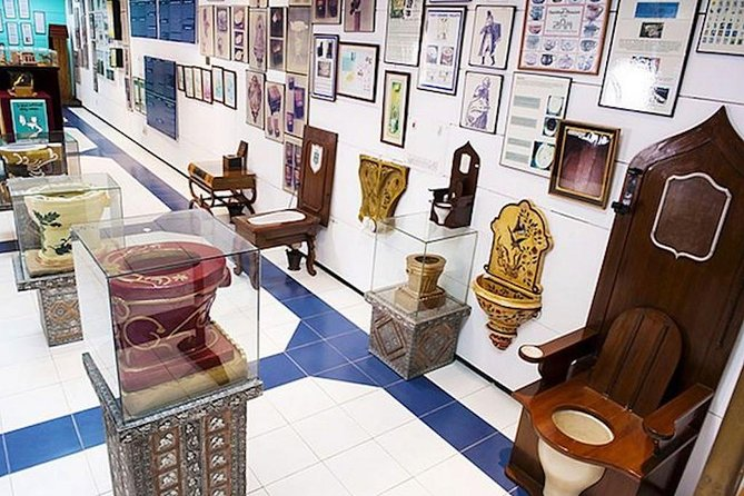Delhi Sulabh International Museum of Toilets 2021 - New Delhi