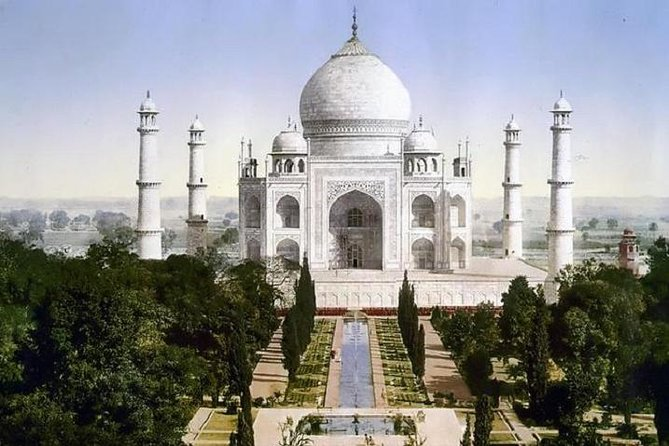 Mathura And Vrindavan With Agra Taj Mahal - Full Day Tour From Delhi