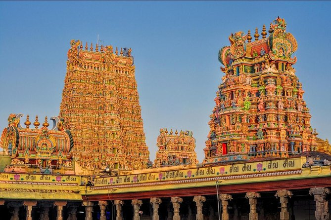 Private Madurai Sightseeing Tour From Thanjavur