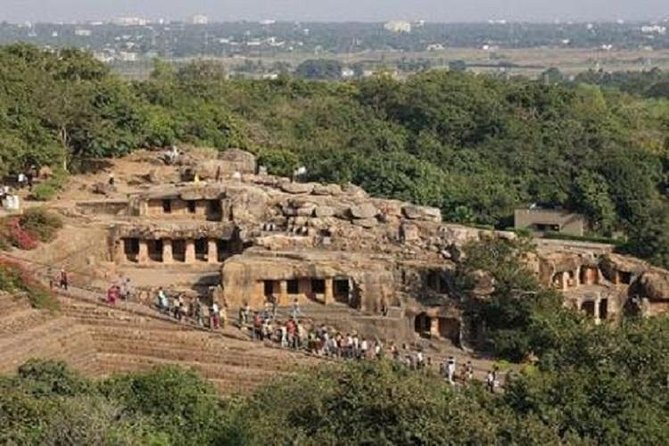 Explore the Historical Caves of the Khandagiri and Udayagiri Hills ...