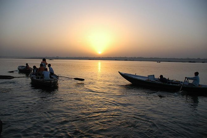 Ganges Sunrise Boat Trip: India's Holy Mother Ganga - A Sunrise Boat Excursion