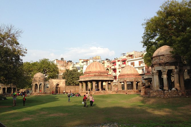 Visit to Hauz Khas Village - Delhi
