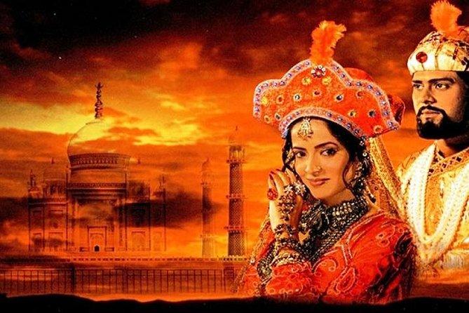 Mohabbat the Taj - A Creative Dance and Light Show