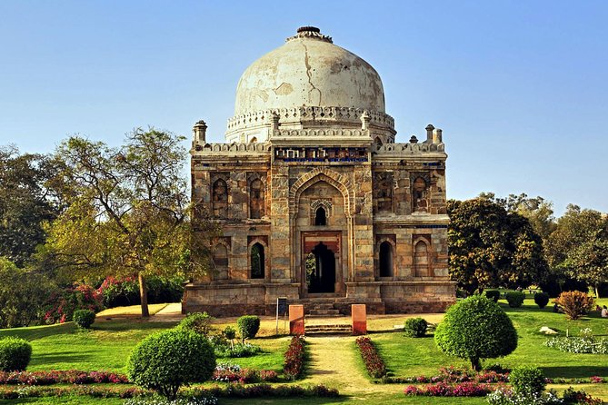 Delhi historical Gardens among the ruins discovery